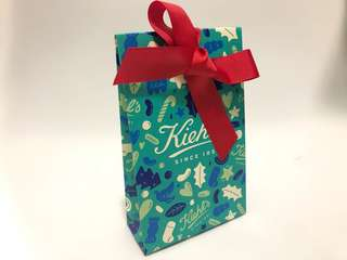 Kiehl's LIMITED EDITION Paper Bag