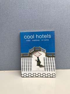 Cool Hotels Interior Architectural Book