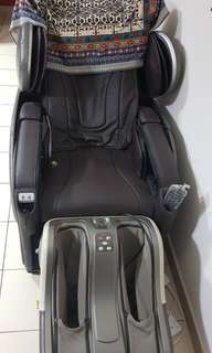 Osim Massage Chair and Osim uphoria.