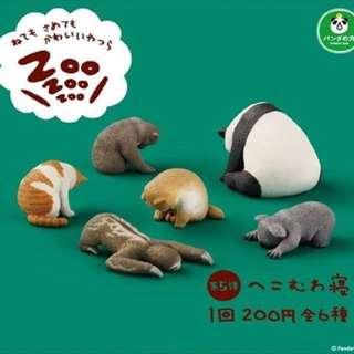 🚚 休眠動物園第五彈全套