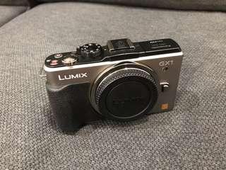 Panasonic Lumix Gx1 gx-1 gx 1 Body Fullset