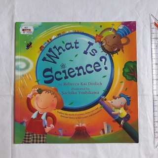 Buku BBW JKT 2018 What is Science kids reference book