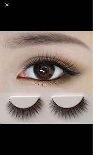 🚚 Rubi Fab-you-lash false eyelashes Miami Nights Glue included