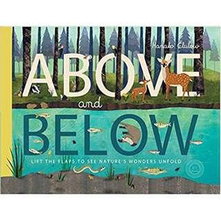 Buku BBW JKT 2018 Above Below kids reference books