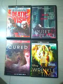 DVD copy (3 pieces for Php50.00)
