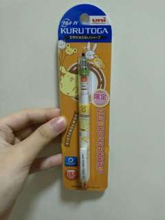 LIMITED EDITION !!Pompompurin kuru toga mechanical pencil !!