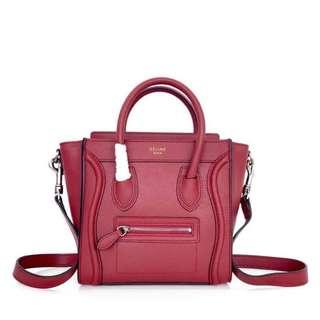 Celine Luggage Bag Micro