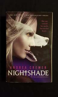 Nightshade (book 1) by Andrea Cremer