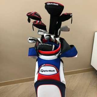 Golf Full Set (Tailor Made brand) - For Male