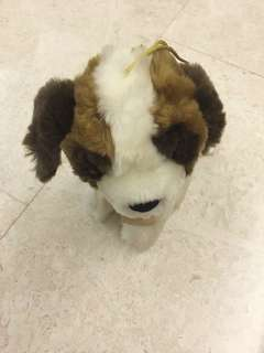 Soft Toy (Pup with Collar)