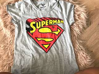 superman top!
