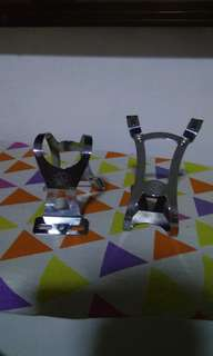 BLB Single Strap Steel Toe Cage or Clips