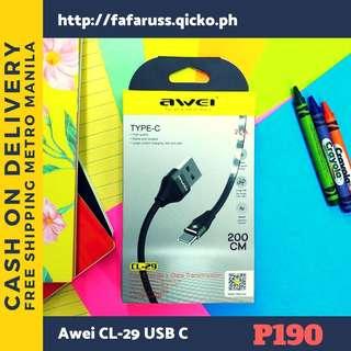 Awei CL-29 USB Type C