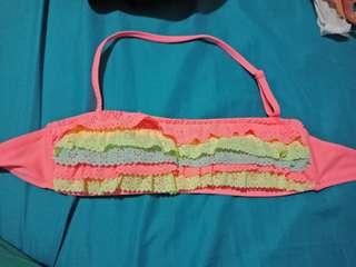 SALE!! Rainbow swim bra (ORIG PRICE 180)