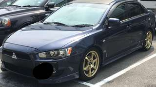 Sporty Lancer EX 1.5 Auto for rent!