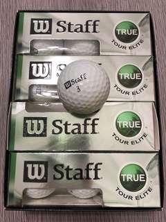 Wilson Tour Elite Golf Ball 高爾夫球