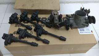 NISSAN CEFIRO A32 2.0 PARTS