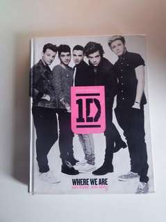 Official One Direction Books