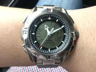 Omega Speedmaster X-33 Titanium Bracelet Full Set