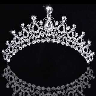 Mahkota tiara crown wedding clearance sale!