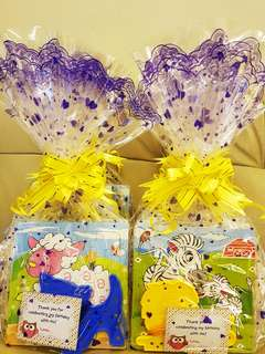 Goodie bags, goody bag, birthday goodie bag, toddler