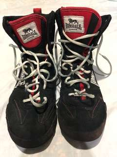 Lonsdale boxing shoes