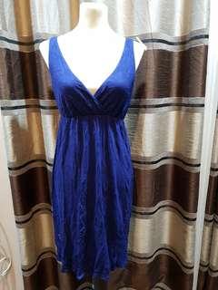 Old Navy Blue Medium Dress