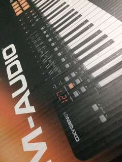 M-Audio Oxygen61 Midi Keyboard