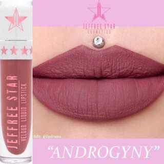 Jeffree Star Velour Liquid Lipstick - Androgyny
