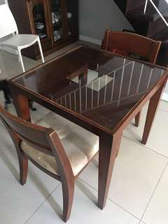 Narra Dining Table / Coffee Table