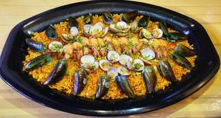 seafood order /catering