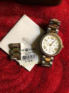 Authentic Fossil Complete Accesories