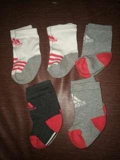 Adidas Socks for Babies