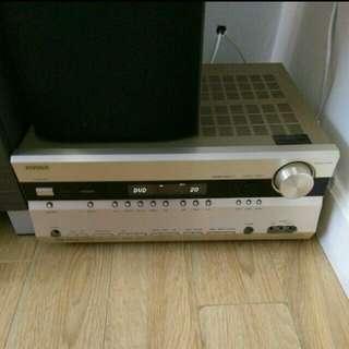 ONKYO Amplifier TX-SR606