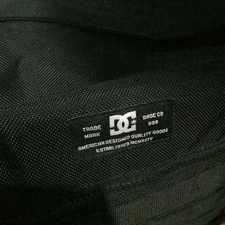 Duffle Bag Dc Black Tanker III M Original 100%