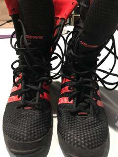 Adidas london 2012 boxing shoes