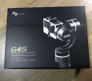 Feiyu Tech G4S 3Axis Handheld Gimbal