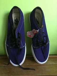 Authentic Vans navy blue