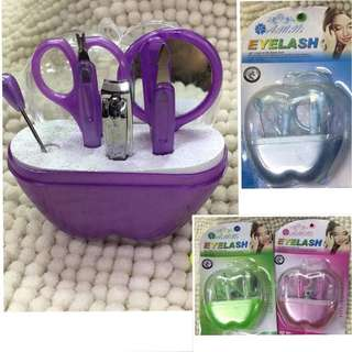 manicure kit (apple case)