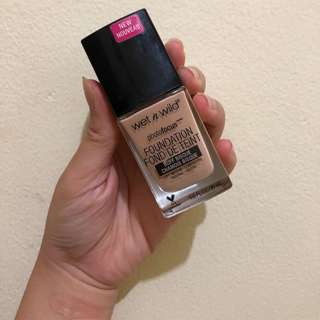 Wet n Wild Photofocus Foundation Shade Buff Bisque