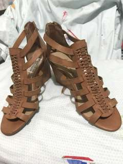 BNEW! WEDGE SANDALS FROM DUBAI