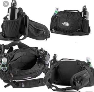 the north face three way hip bag