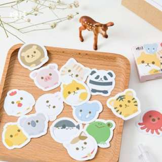 Sticker Pack (Animals) (Ref No.: 315)