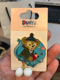 Disney Pin Duffy