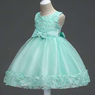 Gown princess kids