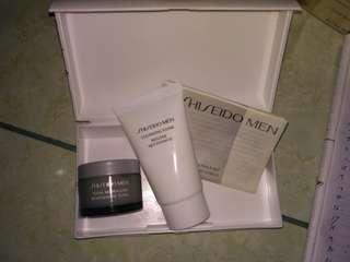 Shiseido Men Essentials Kit #mausupreme