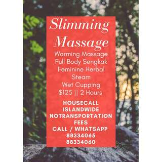SLIMMING MASSAGE