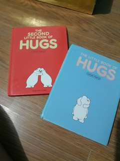 The Little Book of Hugs Book 1 & 2