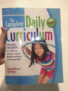 The Complete Daily Curriculum