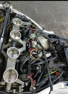 Gsr 400 looking for whole set of ecu for gsr 400